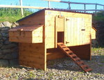 Preseli Highline Chicken Coop